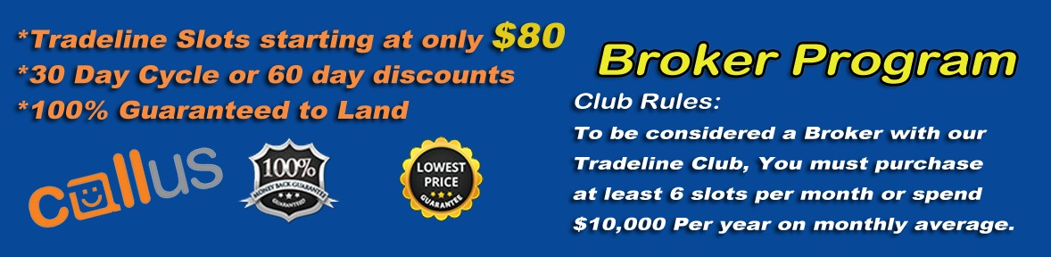 TRADELINE DISCOUNT CLUB